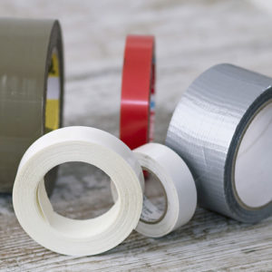 Tapes & Sealers